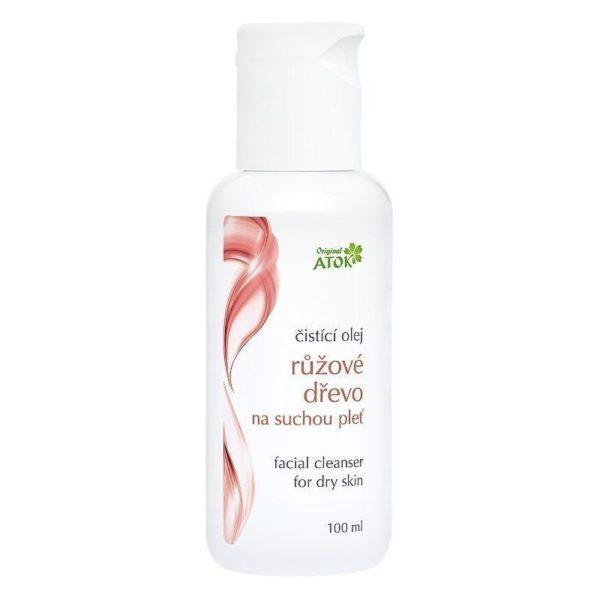 Rožinių medžių sausos veido odos valymo aliejus-286