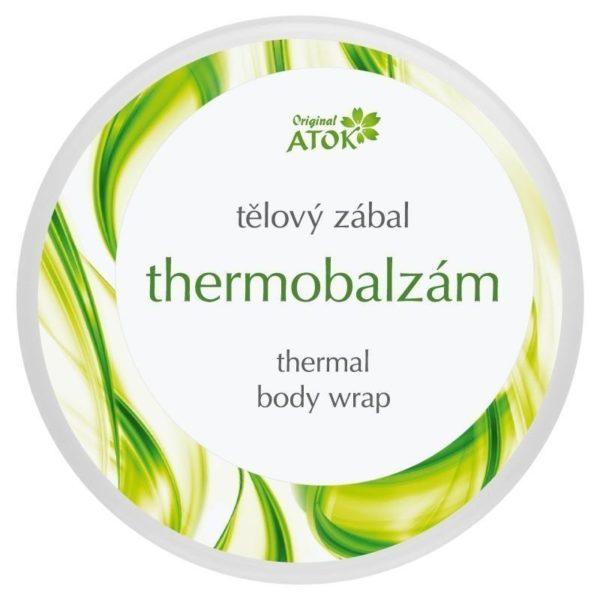 Šildantis kremas kūno įvyniojimams THERMOBALSAM-29