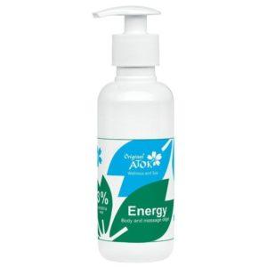 Aliejinis kūno ir masažo gelis ENERGY-38