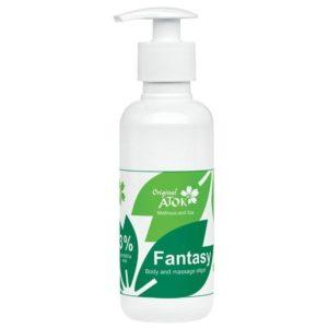 Aliejinis kūno ir masažo gelis FANTASY-67