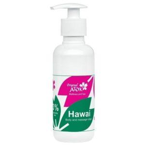 Aliejinis kūno ir masažo gelis HAWAI-70